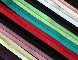 Cotton bias binding, 25mm (1 inch)