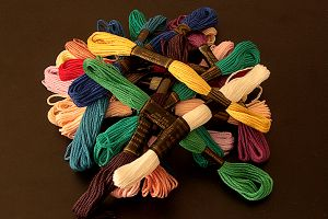 Embroidery Skein/Stranded thread