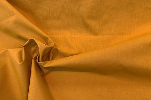 100% cotton, plain dyed Mustard