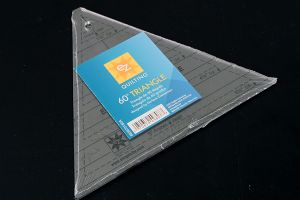 EZ Quilting 60° Triangle Template